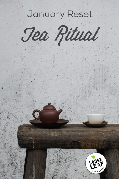 January Reset Tea Ritual