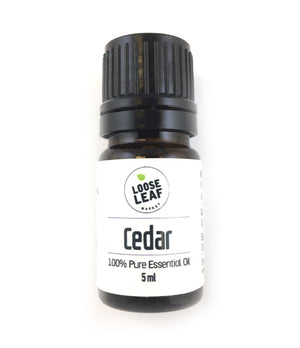 Cedar Essential Oil 5 ml