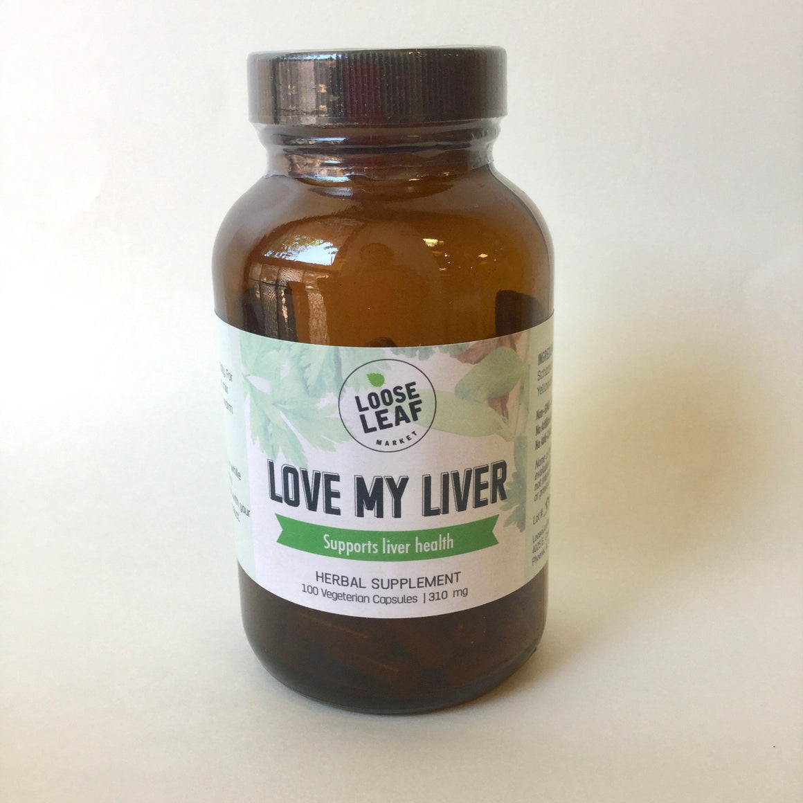 Love My Liver, 100 Ct.