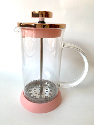 small French press