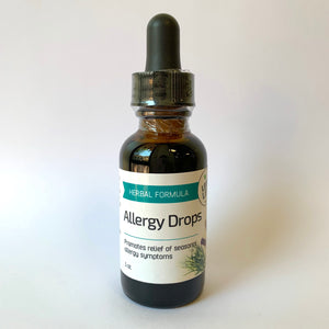 Allergy Drops Tincture