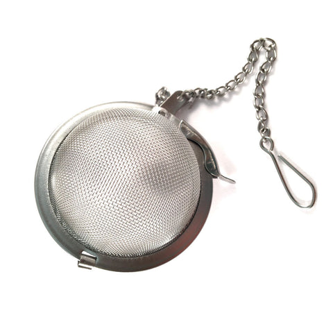 2 inch metal tea ball infuser
