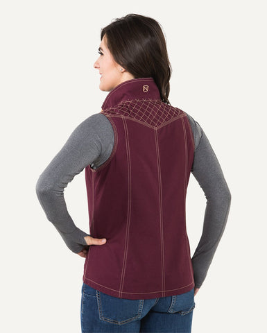 Girl Tough Canvas Vest