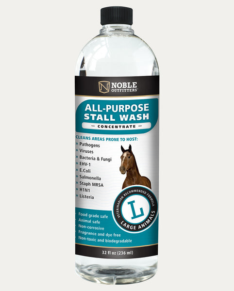 Large Animal Stall Wash Concentrate - 32oz