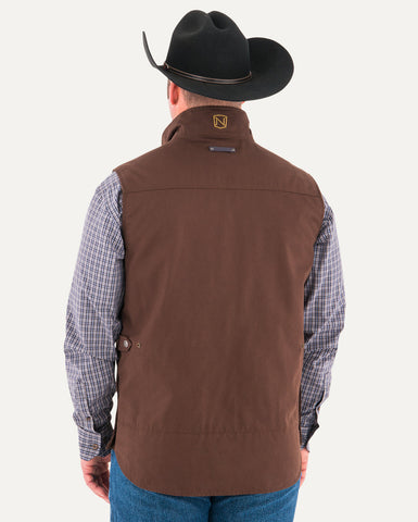 Ranch Tough Canvas Vest