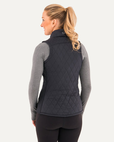 Warmup Quilted Vest