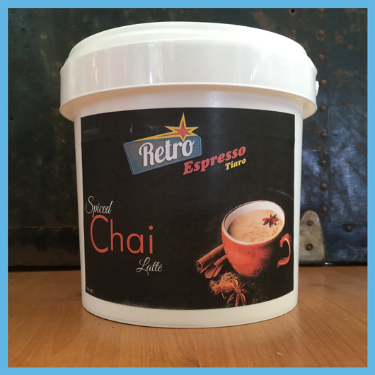Powders – Retro Chai Latte