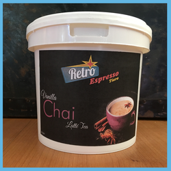 Powders – Retro Vanilla Chai