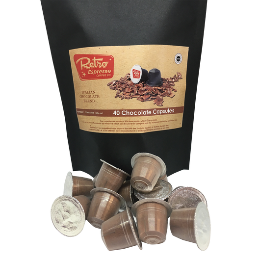 Capsules – Chocolate Italian Style, Price From: