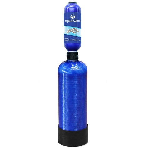 Chloramines Whole House Water Filtration 400,000 Gallons Upgrade Replacement