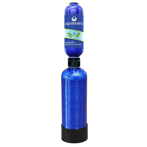 Simply Soft Salt-Free Whole House Water Softener 600 000 Gallons Tank Replacement