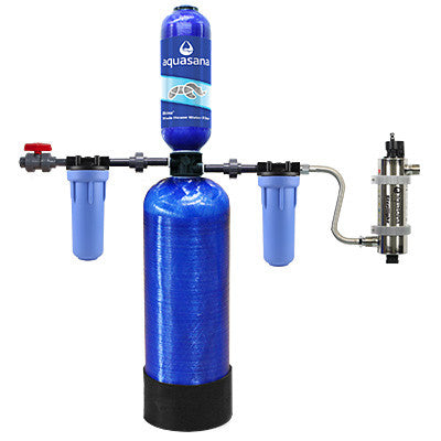 Well - Rhino Whole House Water Filter 500,000 gallons