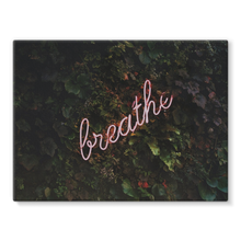BREATHE - on canvas