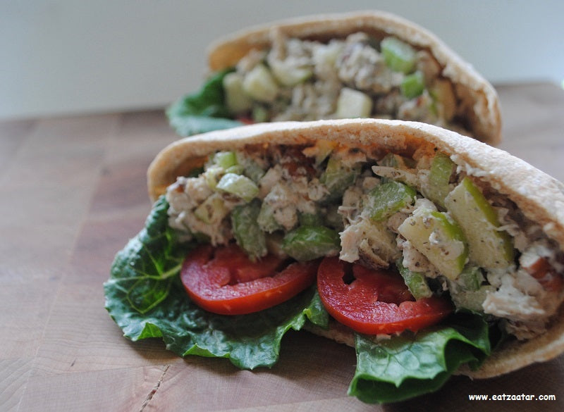 Zaatar Chicken Salad