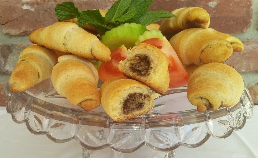 Zaatar- Crescent rolles recipe.