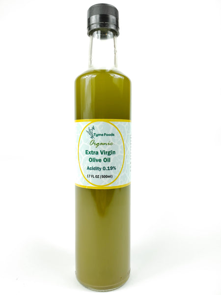 Extra Virgin Olive Oil - Single Grove - Unfiltered - Mild and Full Flavor