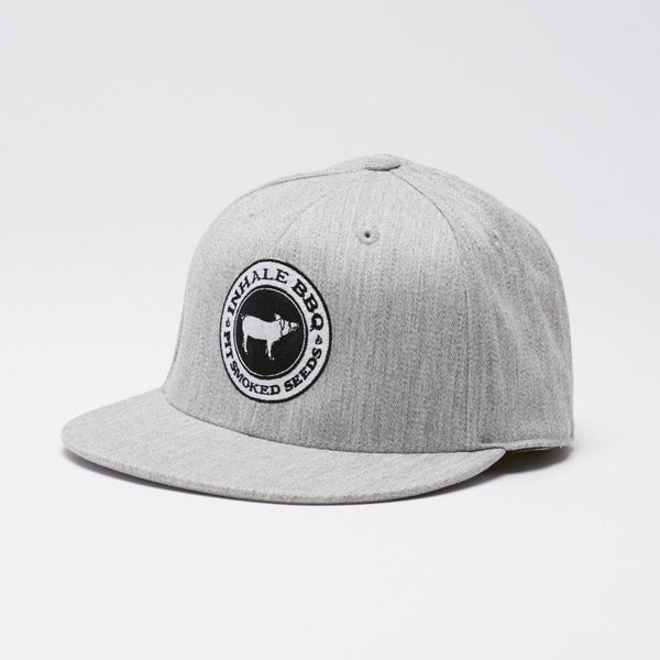 Grey Flexfit Hat