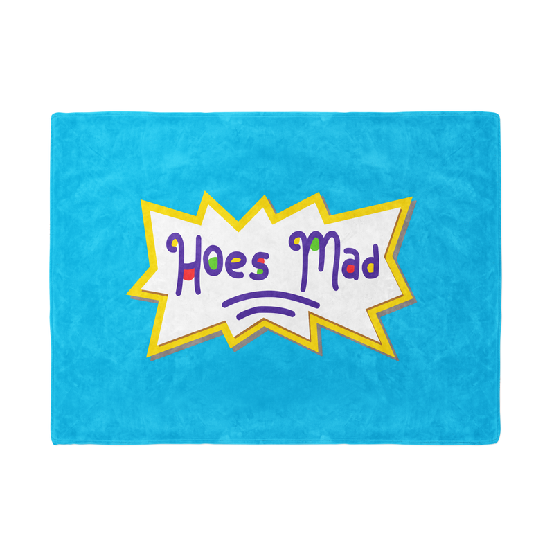 Hoes Mad Blanket