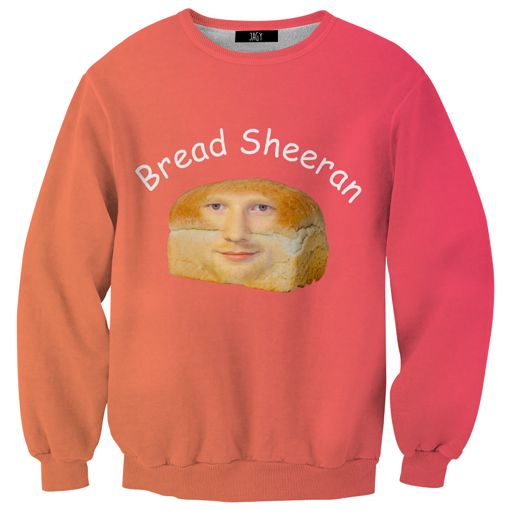 Bread Sheeran Sweatshirt