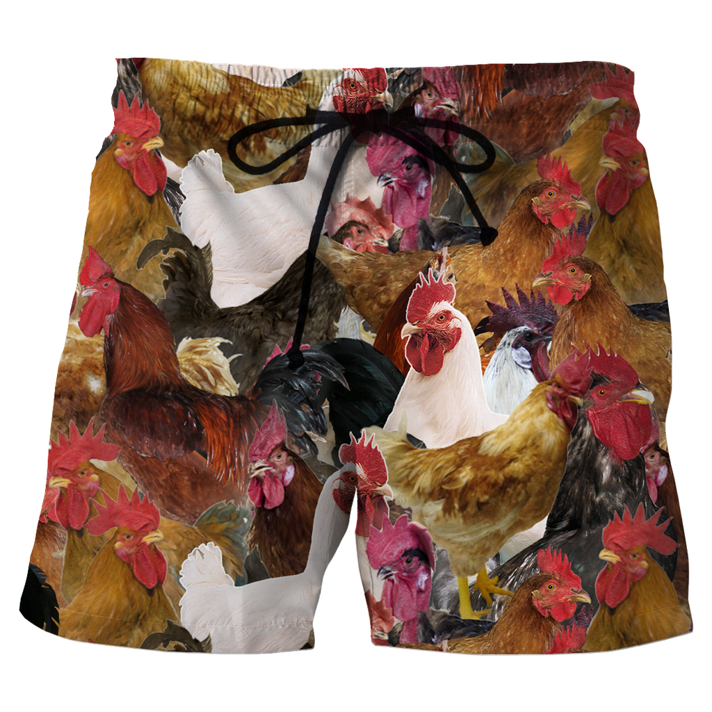 Rooster Shorts