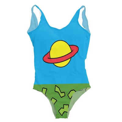 Chuckie Shirt One Piece Swimsuit