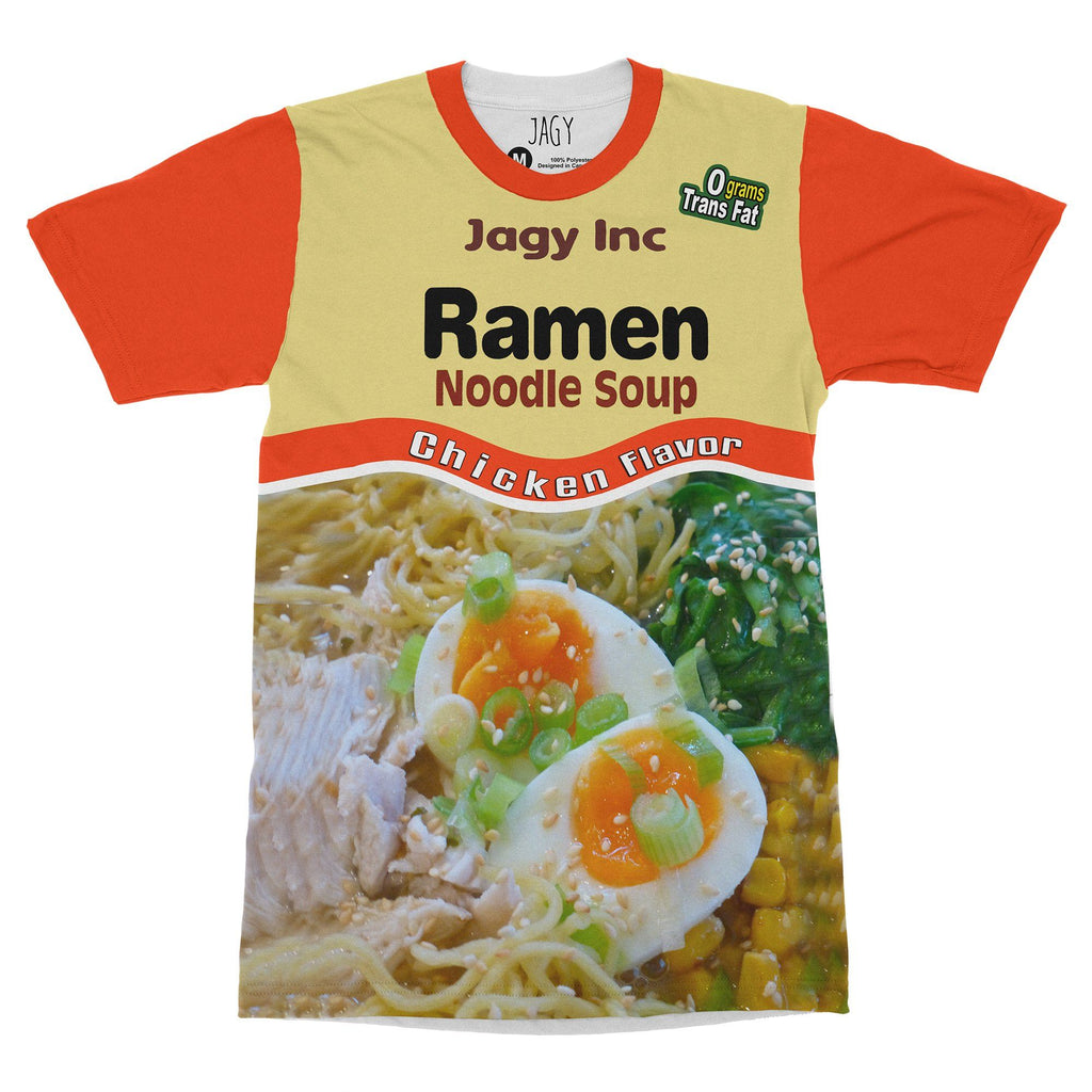 Chicken Flavor Ramen Noodles T-shirt
