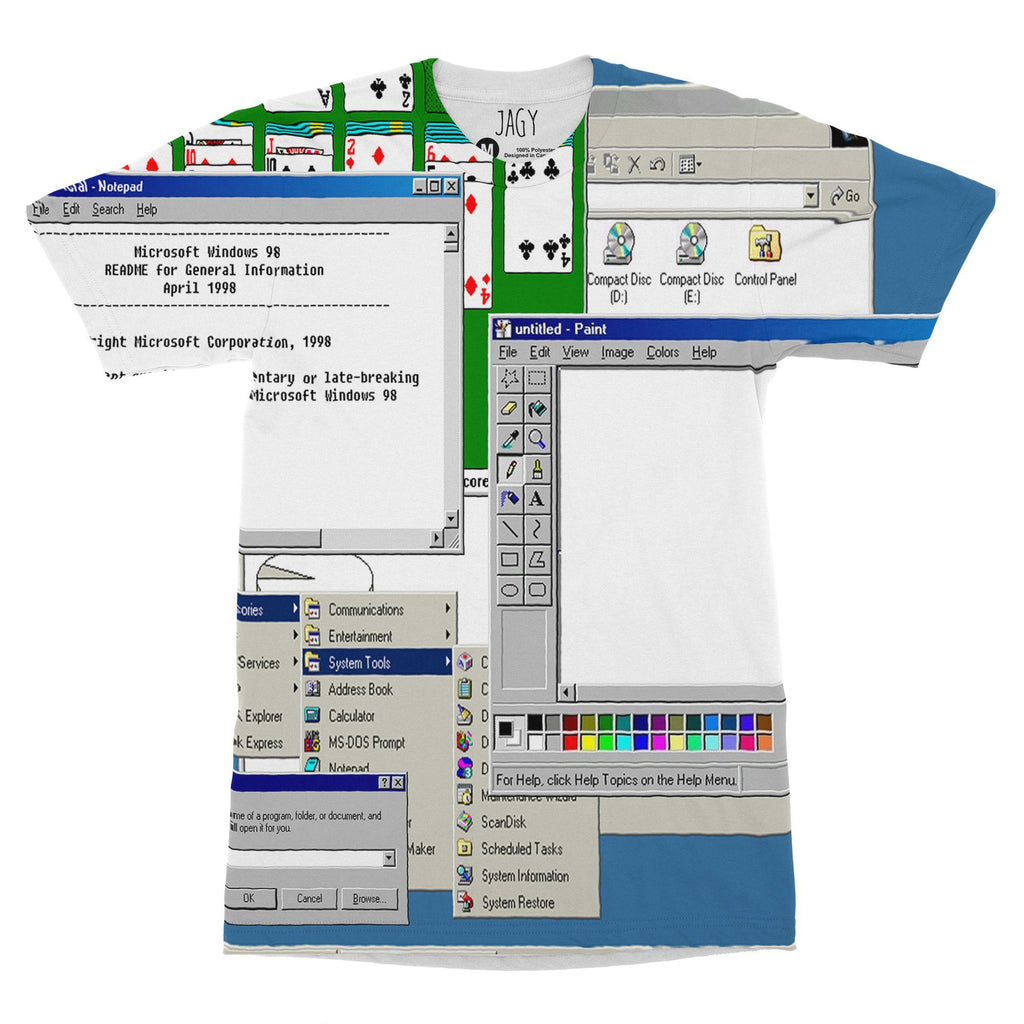 Windows 98 T-Shirt