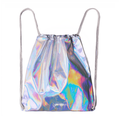 Backpacks - Glossy Drawstring