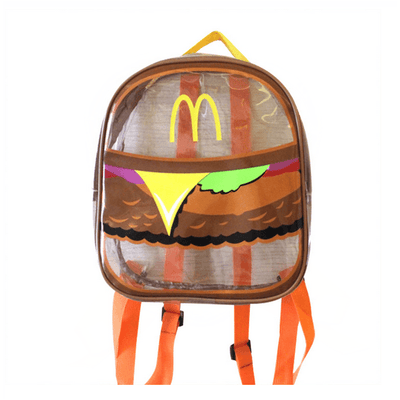 Backpacks - Mcdonalds Cute Bag