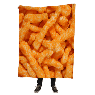 Blankets - Cheetos Throw Blanket