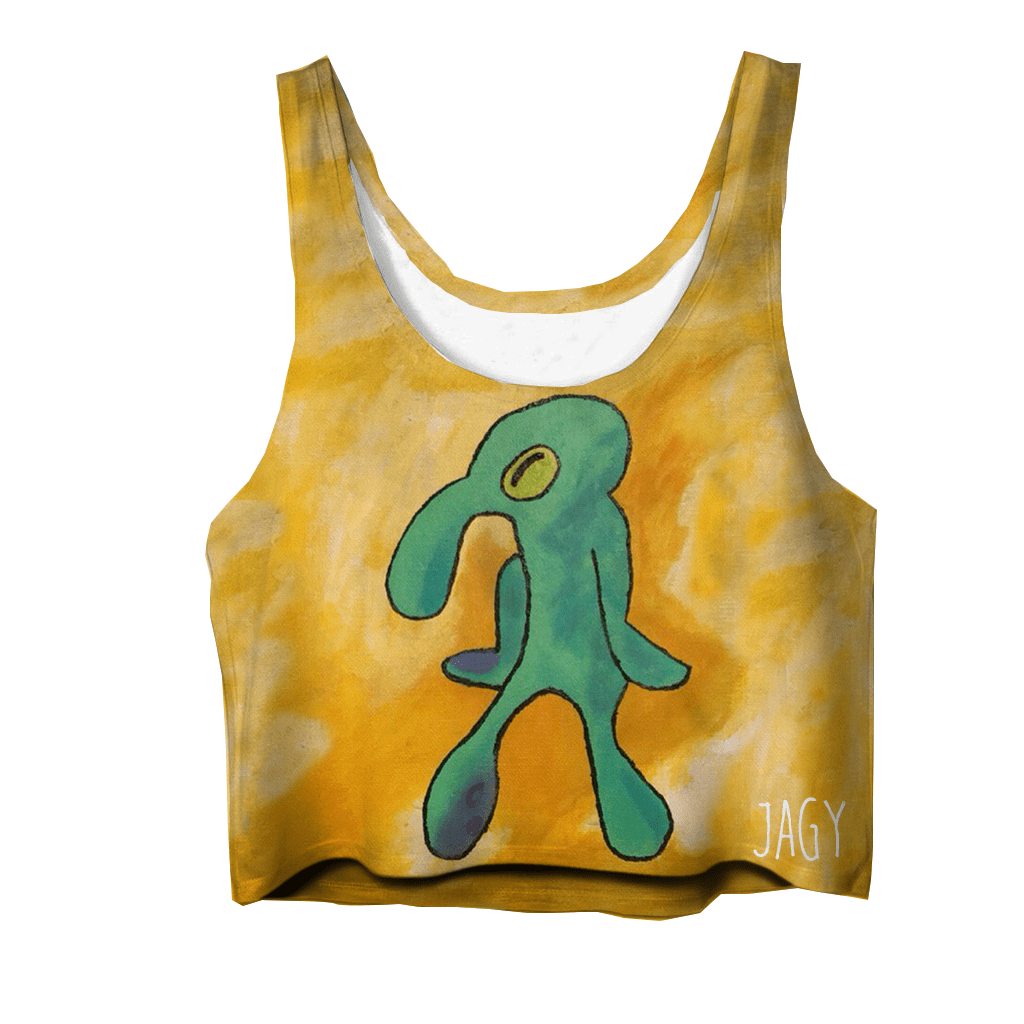 Crop Tops - Bold And Brash