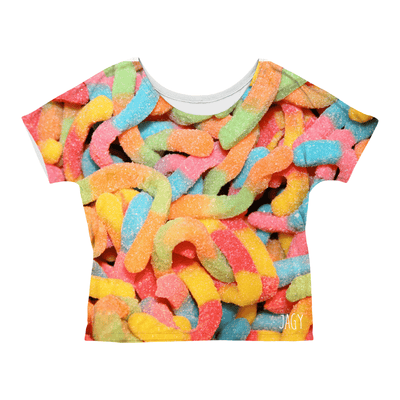 Crop Tops - Gummy Worms