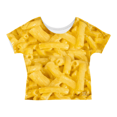 Crop Tops - Macaroni And Cheese