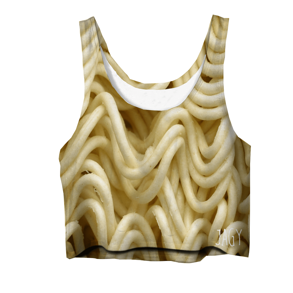 Crop Tops - Noodles