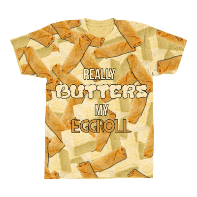 Evan Breen - Really Butters My Eggroll Tee
