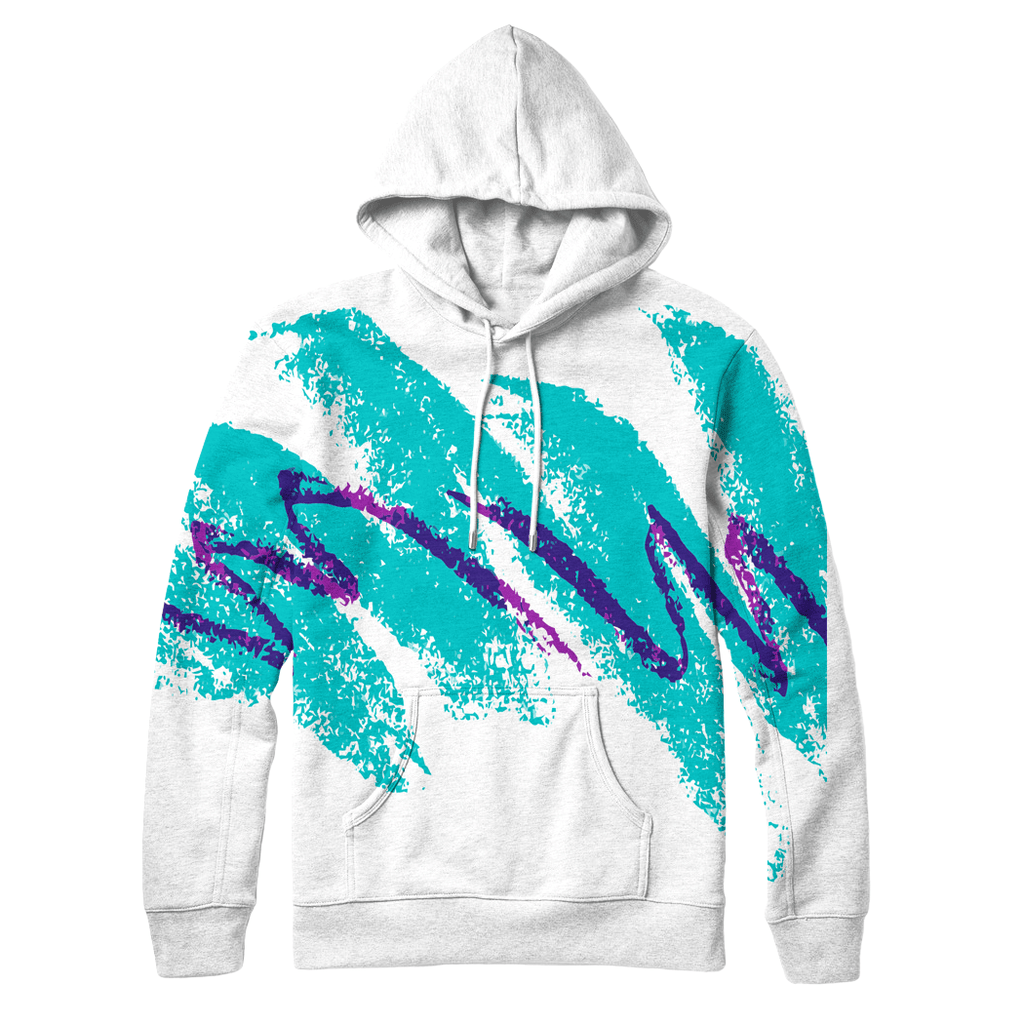 Hoodies - 90s Jazz Wave Cup