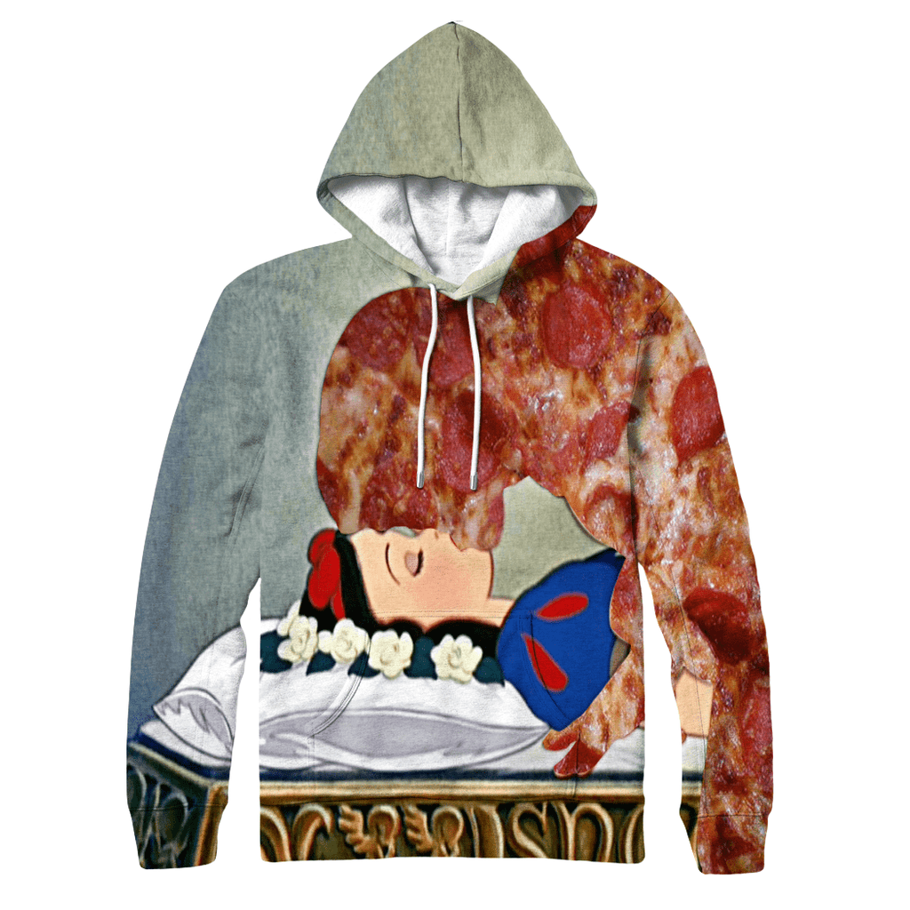 Hoodies - Disney With Extra Cheese Hoodie