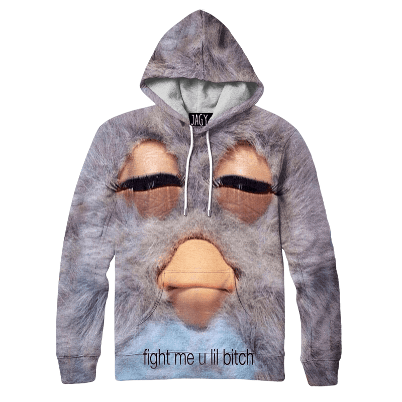 Hoodies - Fight Me Furby