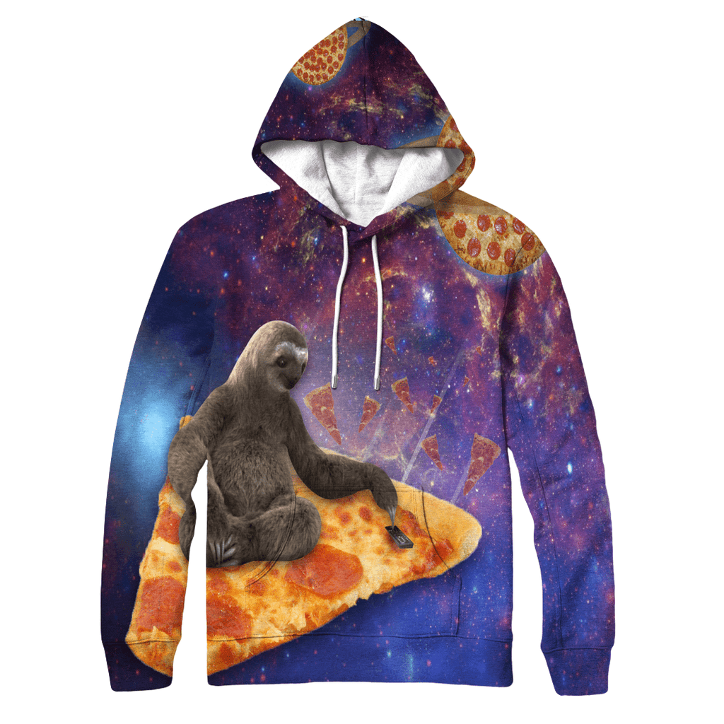 Hoodies - Pizza Galaxy