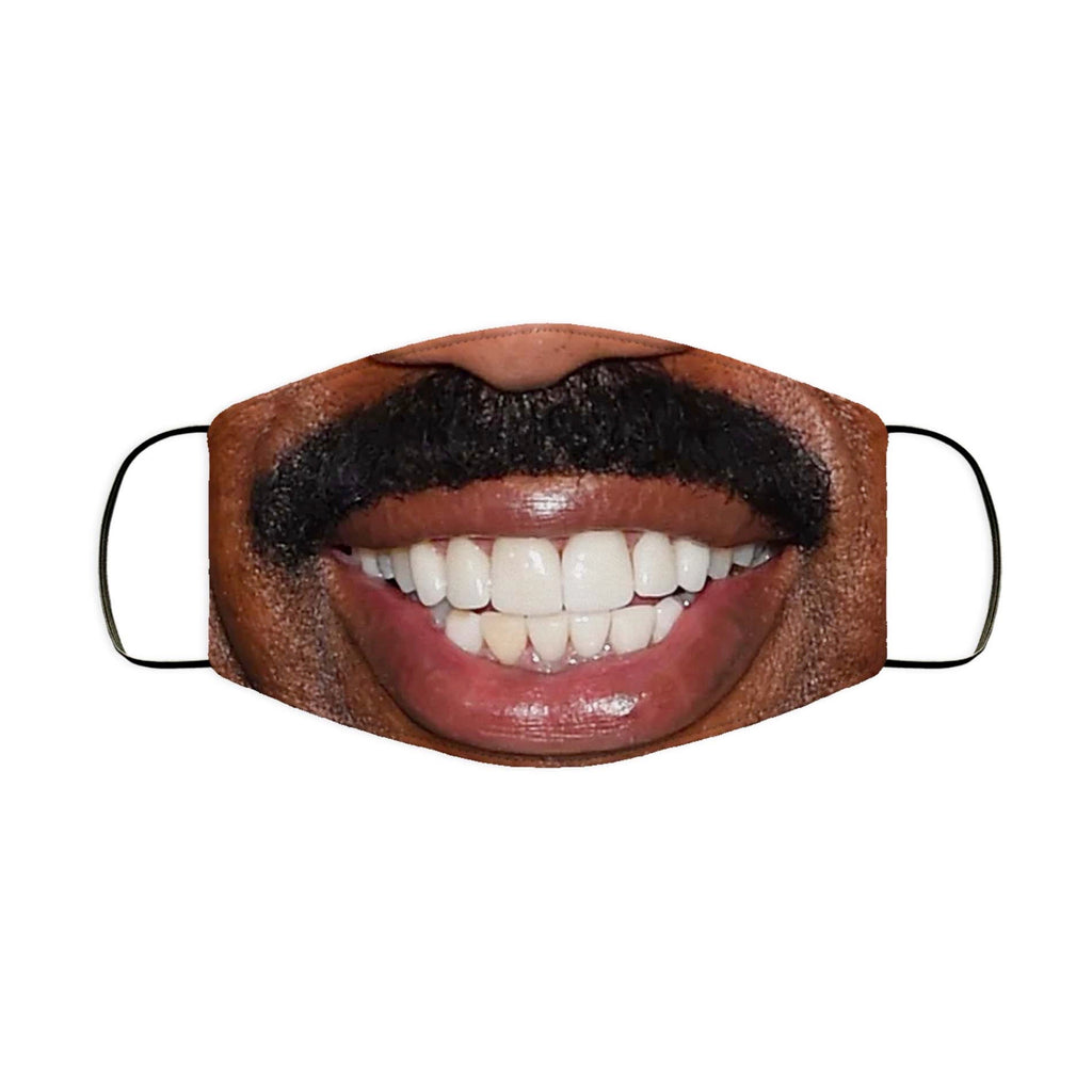 Steve Harvey Face Mask