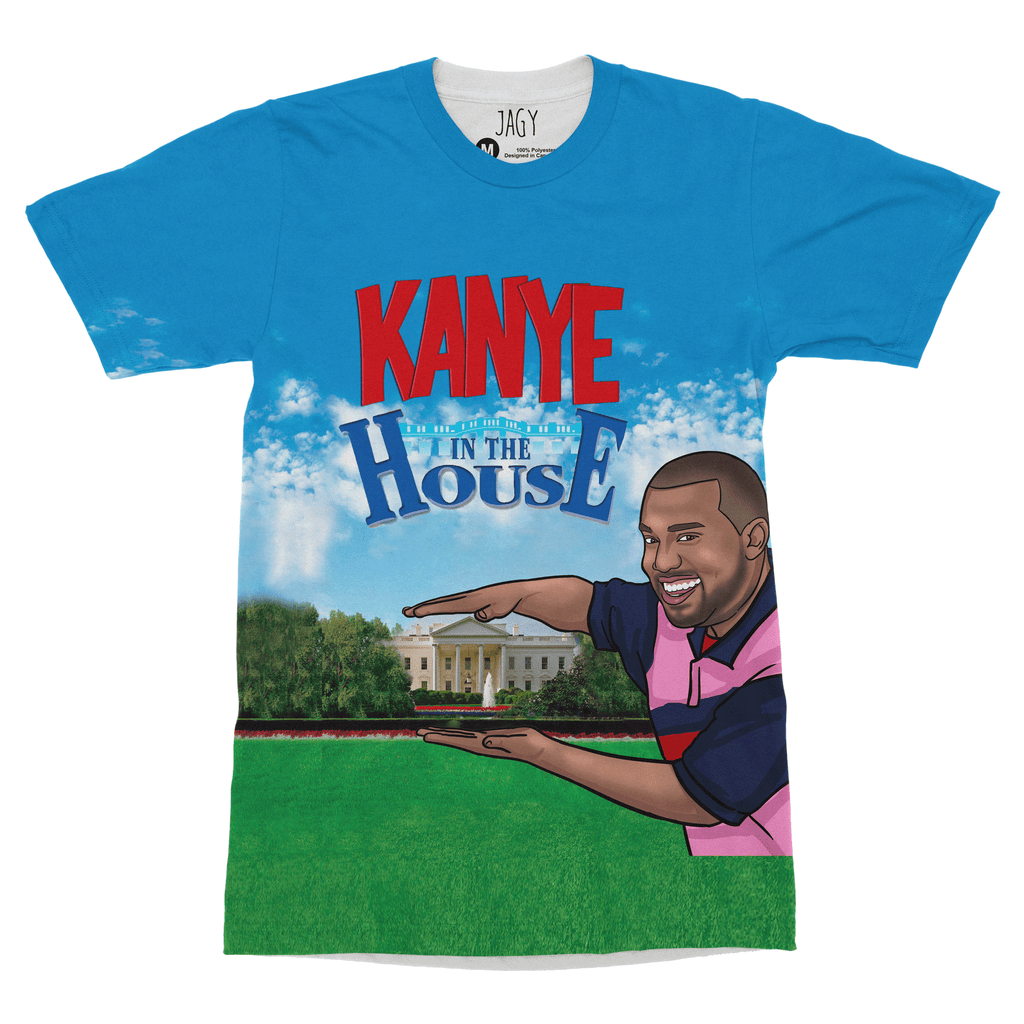 Kanye In The House T-shirt