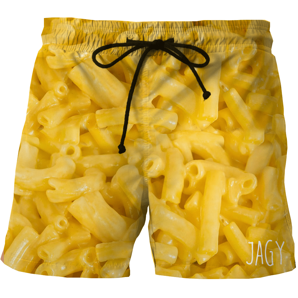 Shorts - Mac And Cheese Shorts