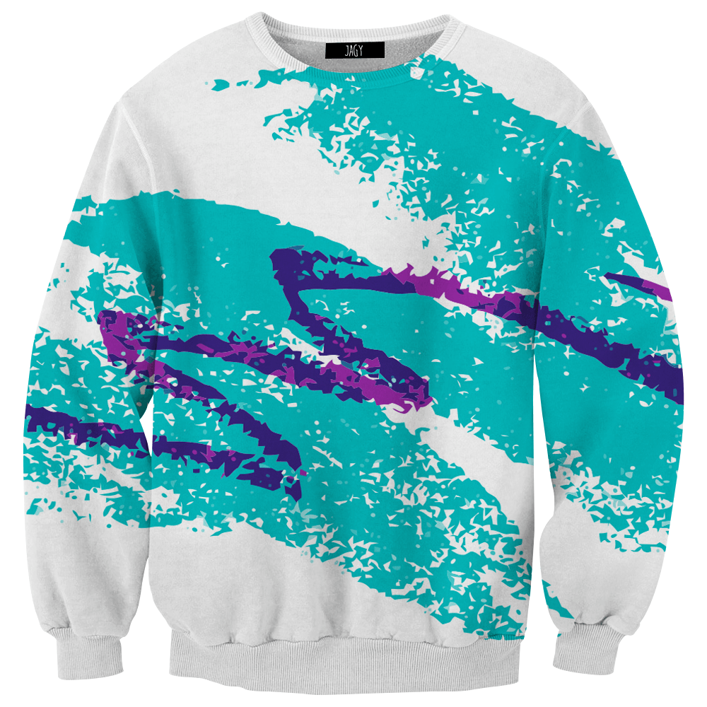 Sweater - 90s Jazz Cup