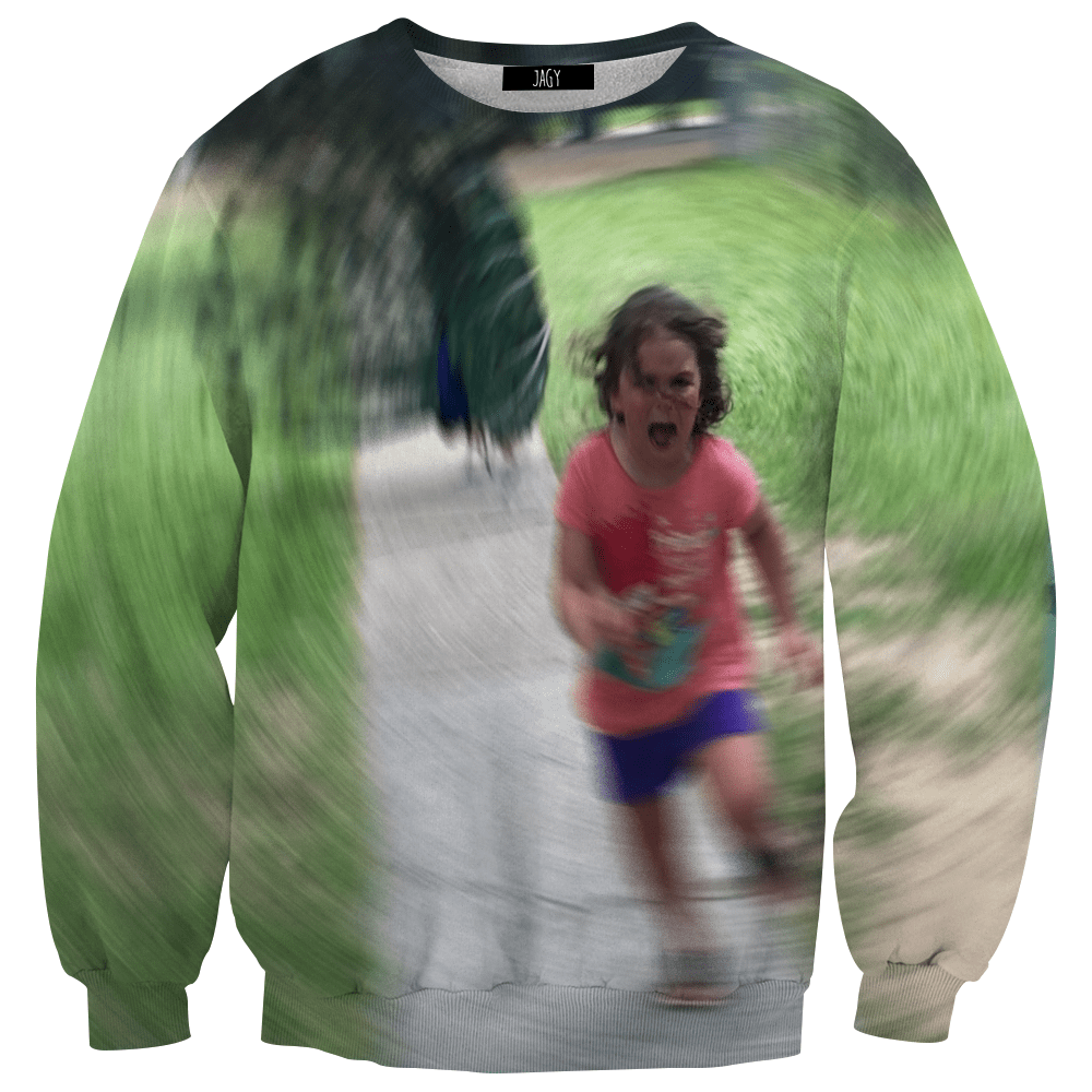Sweater - Attack Of The Peacock