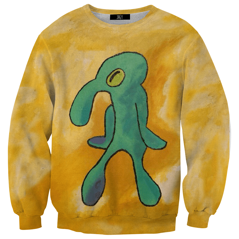 Sweater - Bold And Brash Sweatshirt