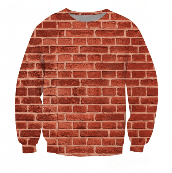 Sweater - Brick Body