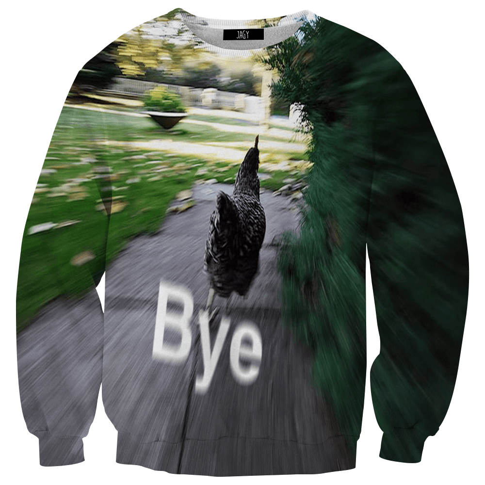 Sweater - Bye Chicken