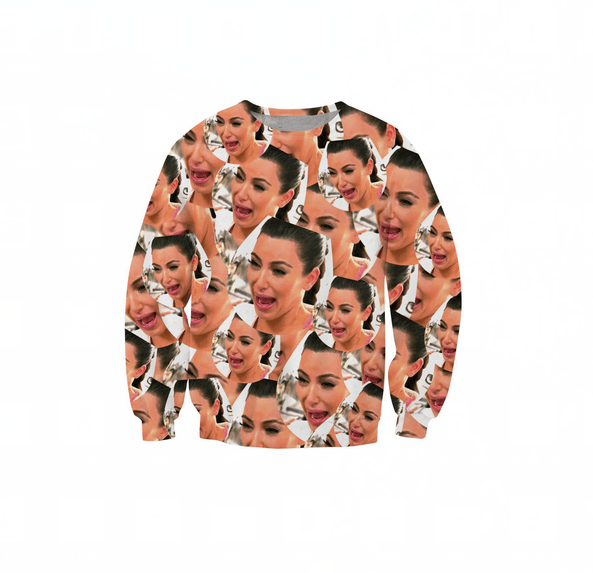 Sweater - Crying Kim