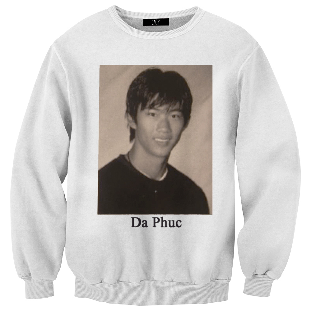 Sweater - Da Phuc Sweatshirt