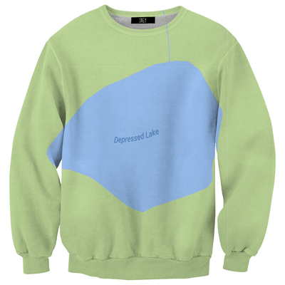Sweater - Depressed Lake